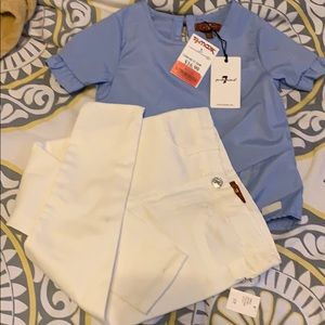 7 For All Mankind Matching Sets - 2pc top and pants set